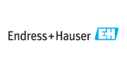 We work with ENDRESS+HAUSER